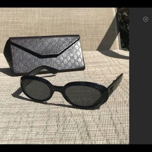 🆕LISTING RARE VINTAGE GUCCI SUNNIES